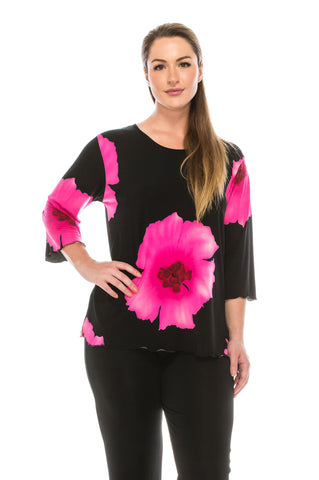 HIT Print Merrow Top-158HT-QP-W113
