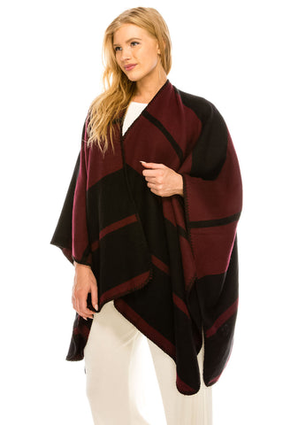 Two Tone Wrap-HN865