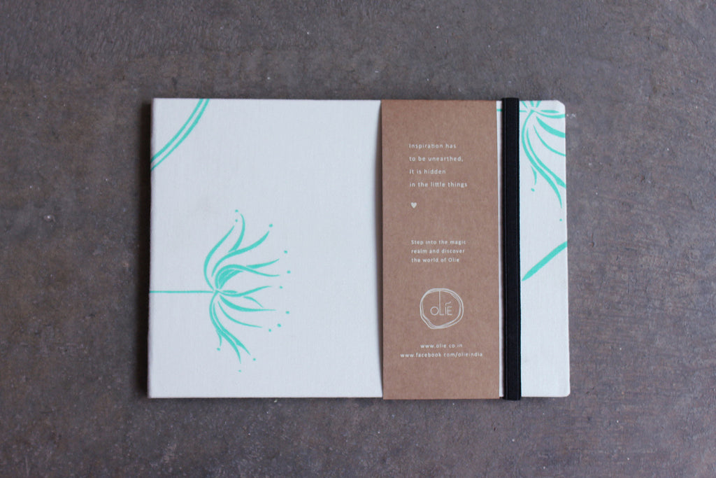 Raindance Notebook 5 x 7 inches