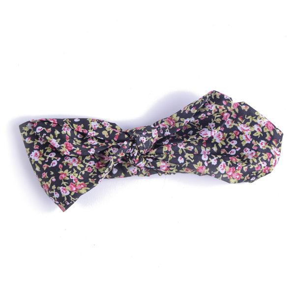 Mum & Mini Bow Headband - Floral