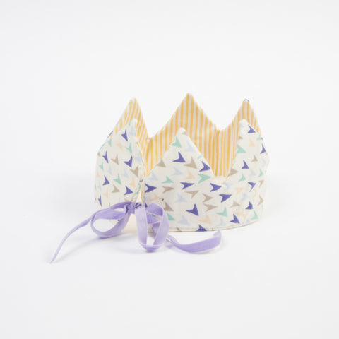 Reversible Dress Up Crown - Paper Planes