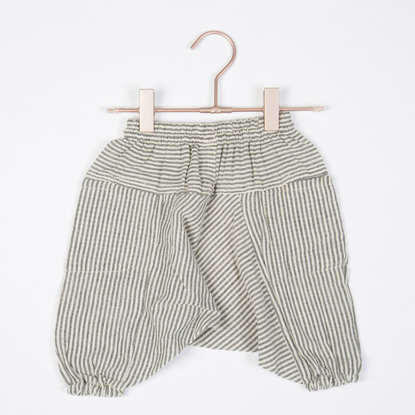 Stripe Traveller Pant