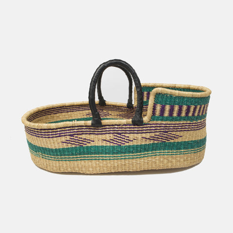 Meadow Moses Basket