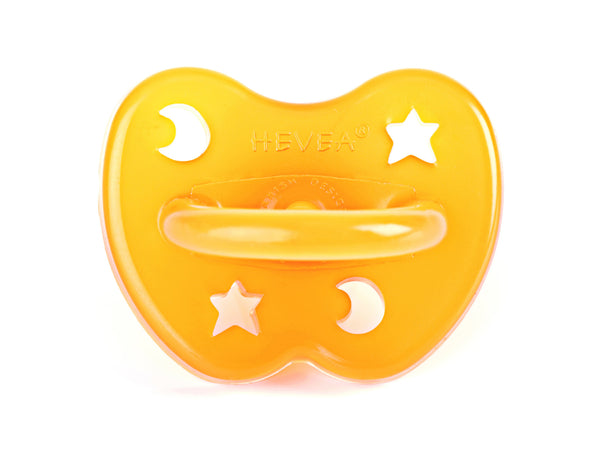 Hevea Star and Moon Orthodontic Soother/ Pacifier