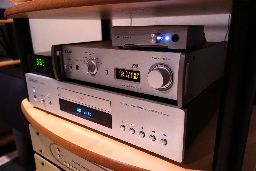 TEAC UD-501 DSD Digital to Analogue Converter
