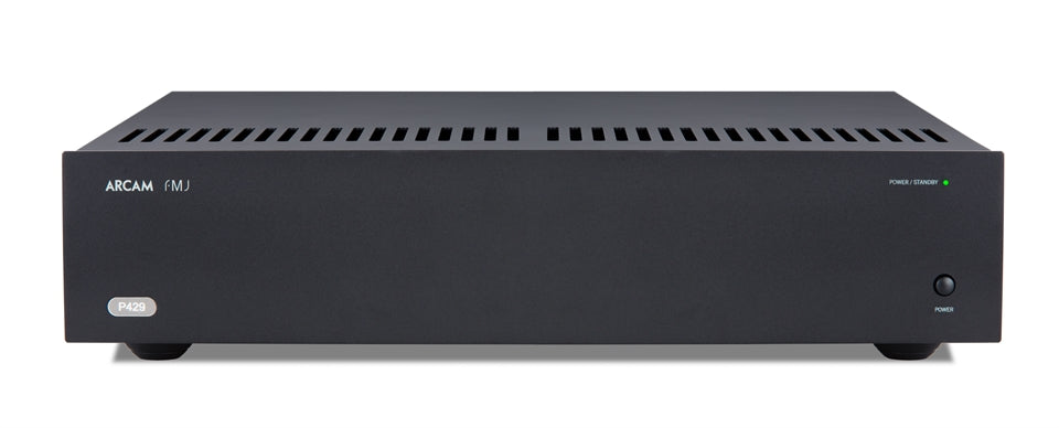 P429 4‐Channel Power Amplifier