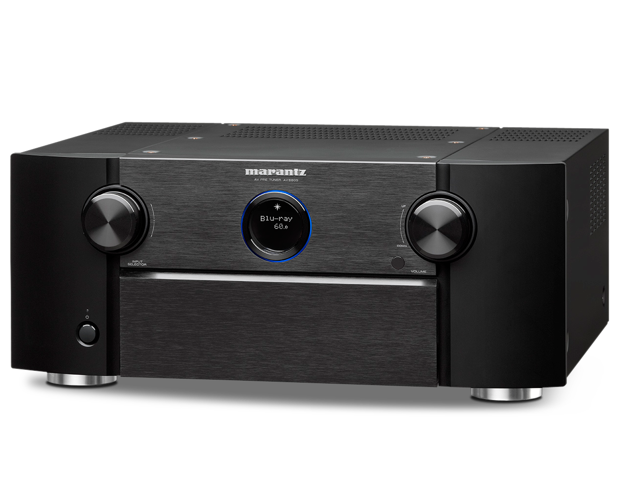 AV8805 Full 4K Ultra HD Network A/V Preamplifier