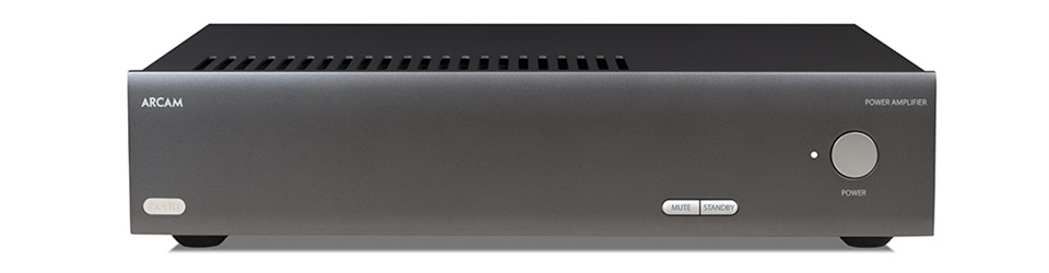 PA410 4-Channel Power Amplifier