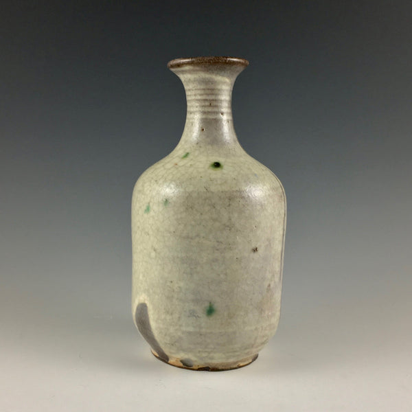 Dean Schwarz bottle vase
