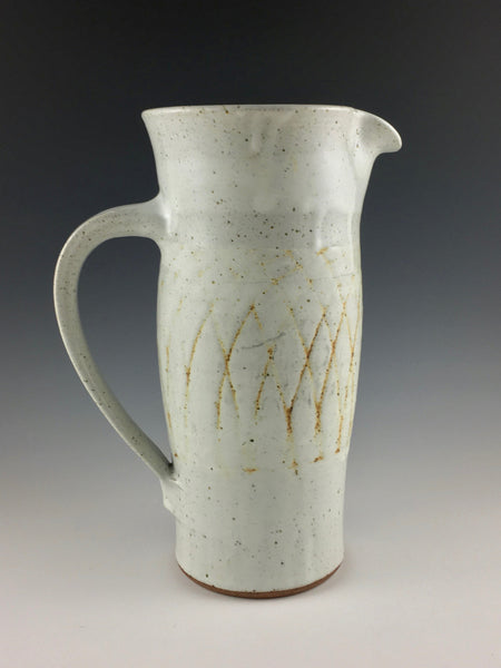 Richard Abnet stoneware pitcher