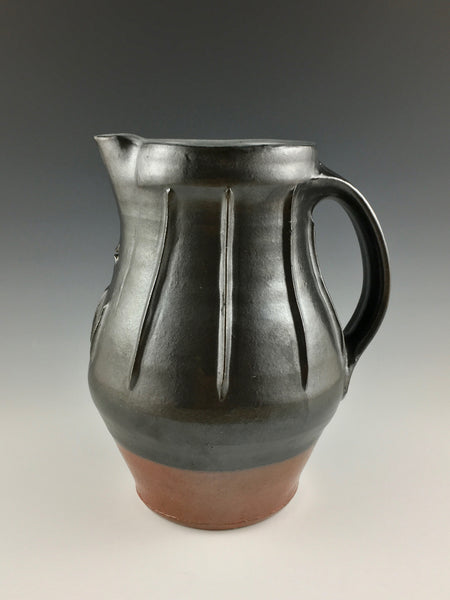 Willem Gebben stoneware pitcher