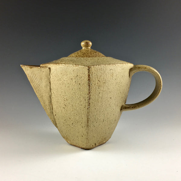 Mark Pharis stoneware coffee pot