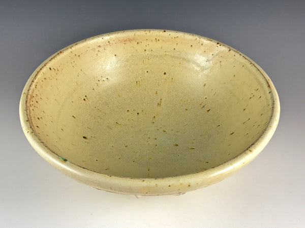 Mark Skudlarek medium stoneware mixing bowl