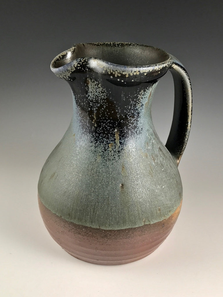 Mark Skudlarek stoneware pitcher