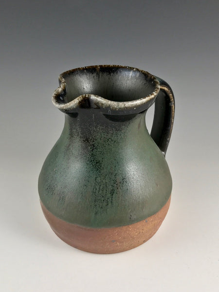 Mark Skudlarek small stoneware pitcher