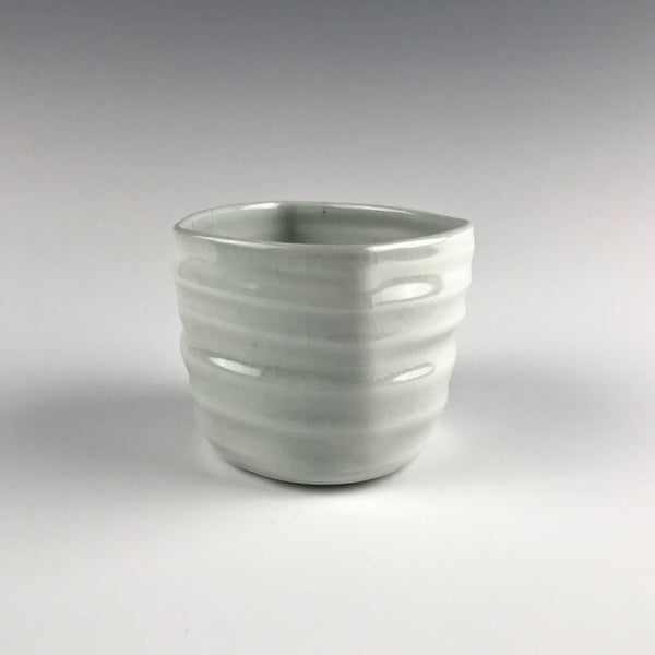 Monica Rudquist square wine cup