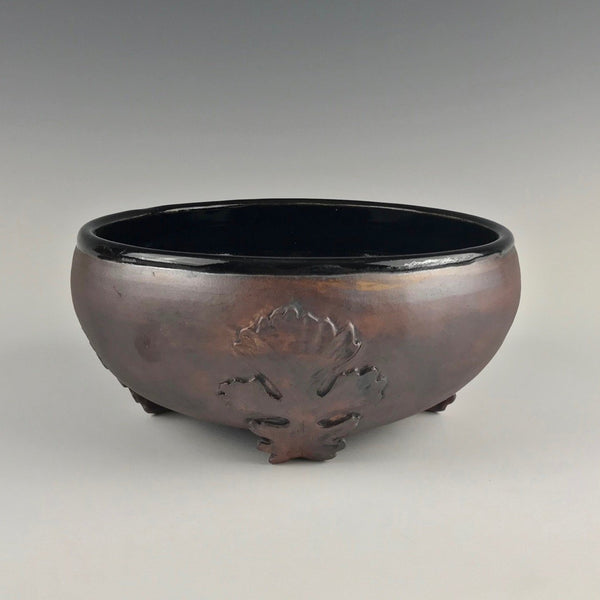 Michelle Kaisersatt serving bowl, Mighty Oaks