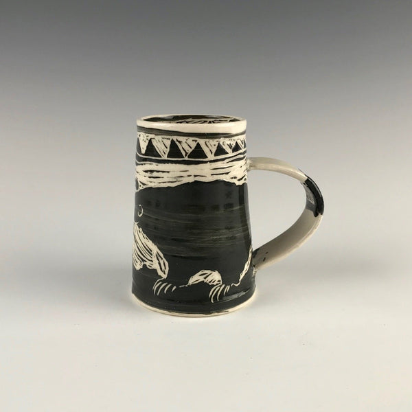 Martye Allen mug with bears