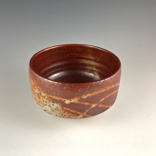 Arakawa Pottery tea bowl