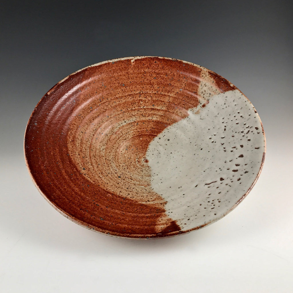 Arakawa Pottery large Ido bowl