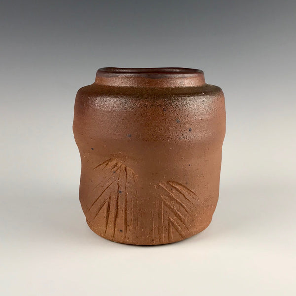 Richard Cooter vase or canister