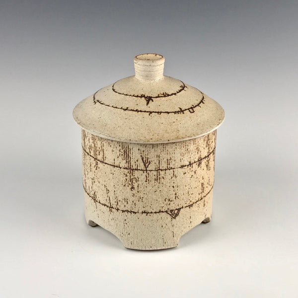 Rick Hintze covered jar