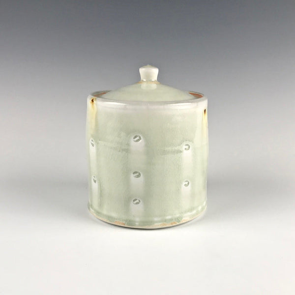 Rick Hintze lidded jar