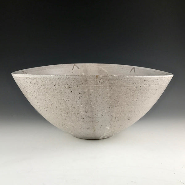 Adam Gruetzmacher serving bowl