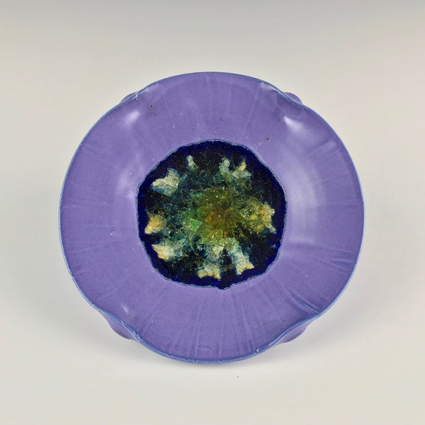 Kevin Caufield decorative porcelain plate