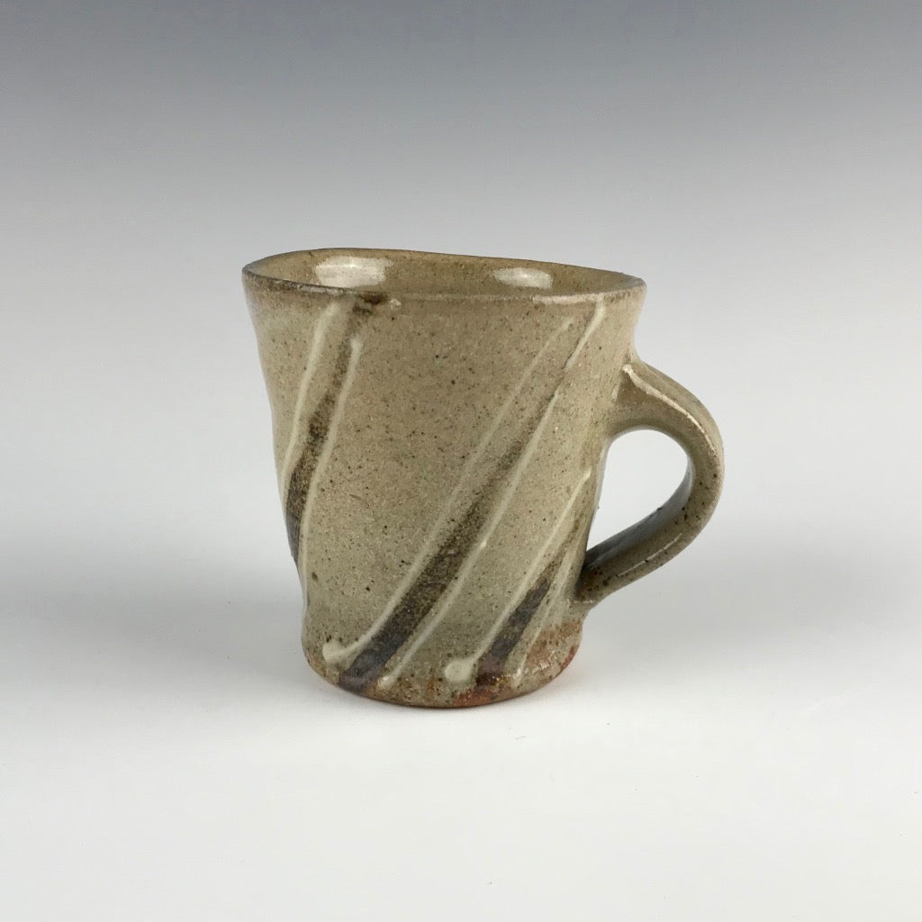 Douglass Rankin, Rock Creek Pottery, mug