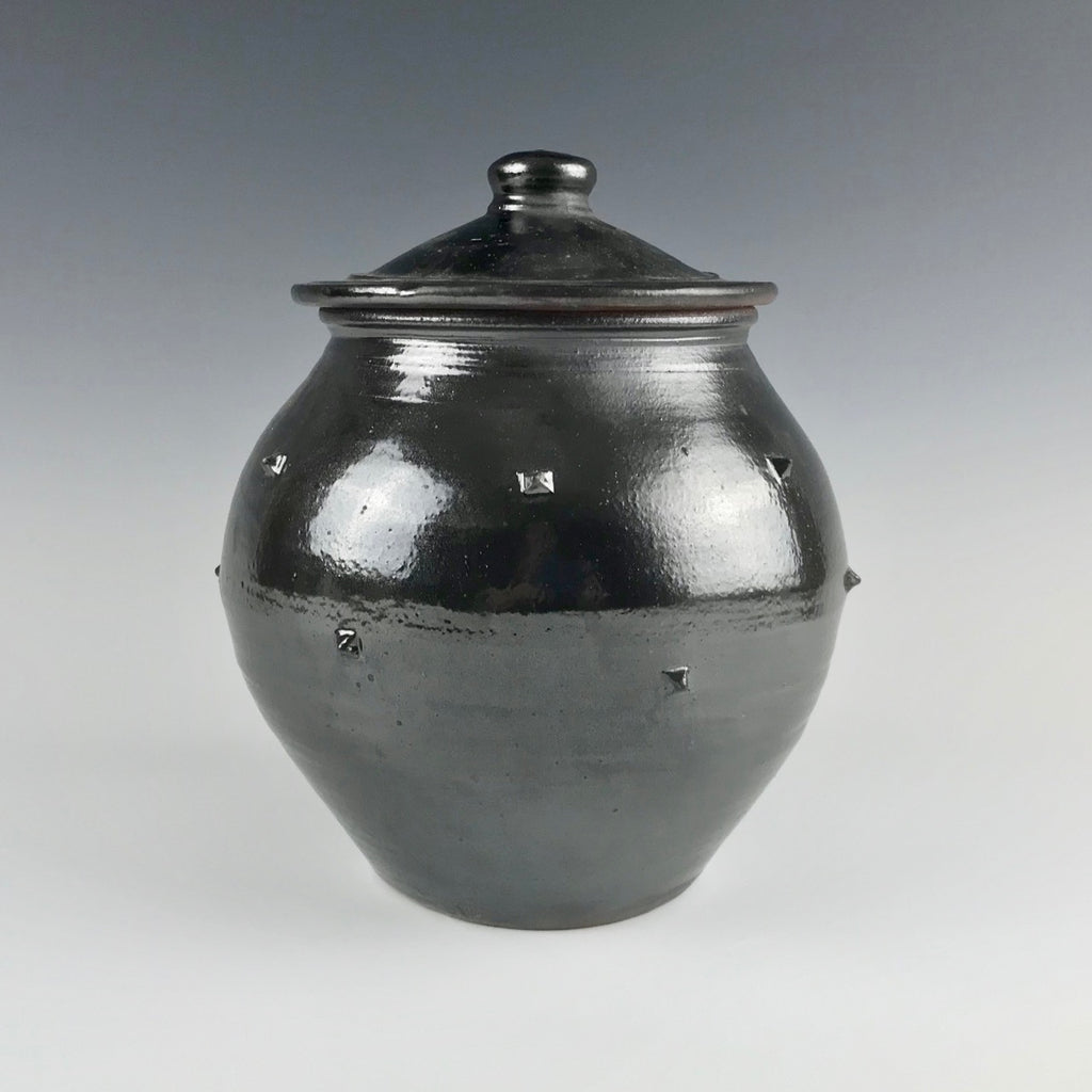 Willem Gebben covered jar