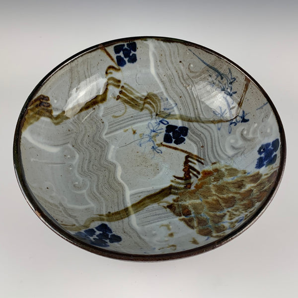 John Glick large serving bowl