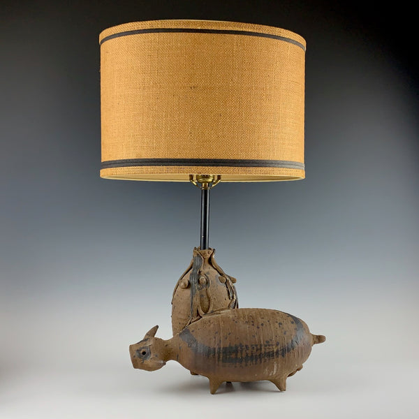 Maurice Grossman, Lady Godiva, lamp 2 ON HOLD