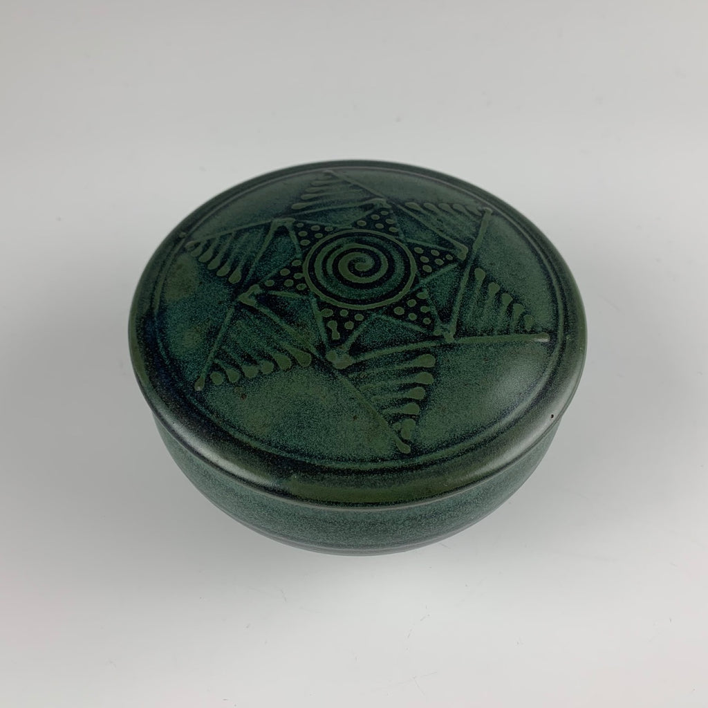 Mark Nafziger lidded box
