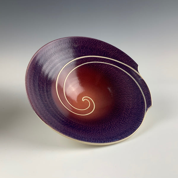 Wayne Bates decorative bowl