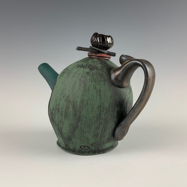 Ryan Myers bird teapot