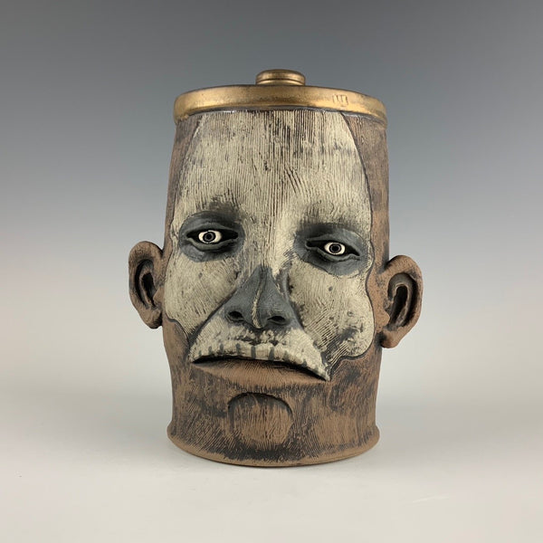 Ryan Myers face jar