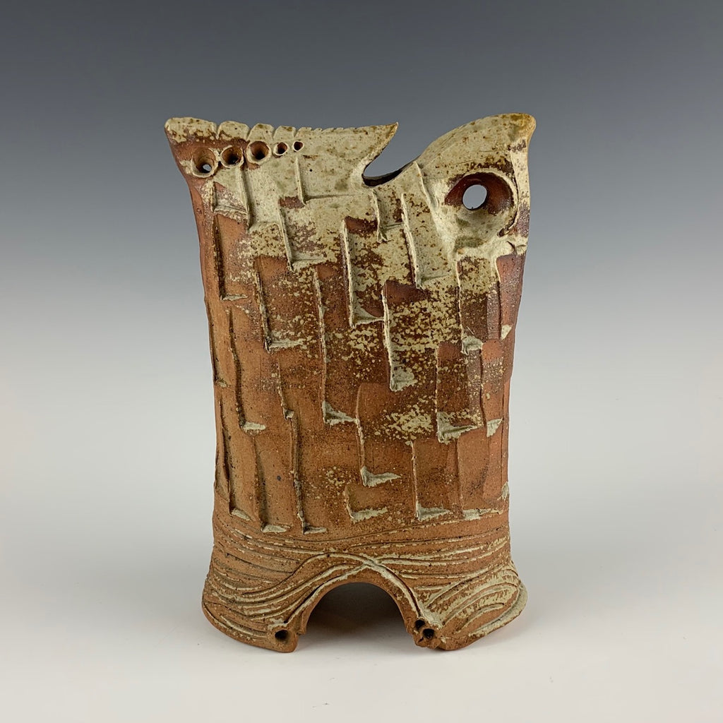 "Bill Gossman ""Klipper"" vase"