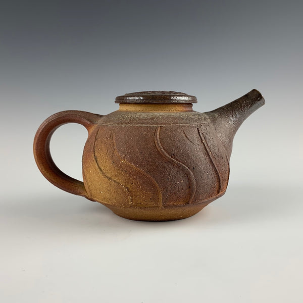 Cynthia Bringle teapot