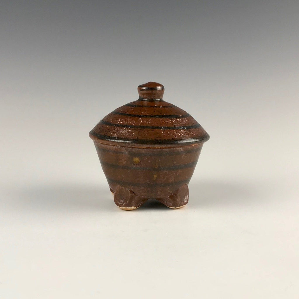Guillermo Cuellar small jar