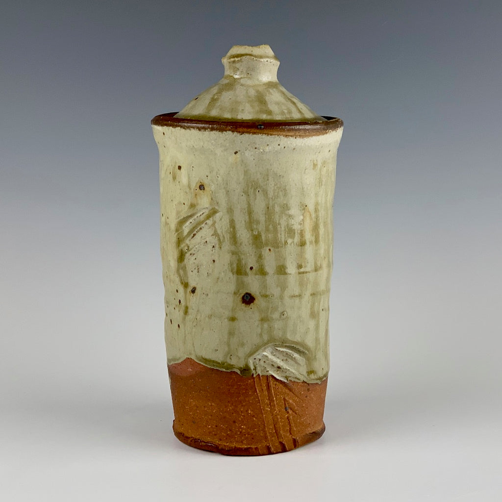 Richard Cooter lidded canister