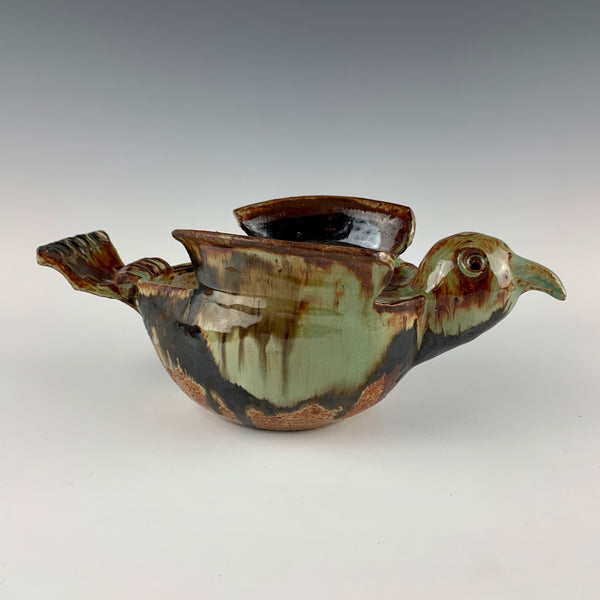 Marguerite Wildenhain bird bowl