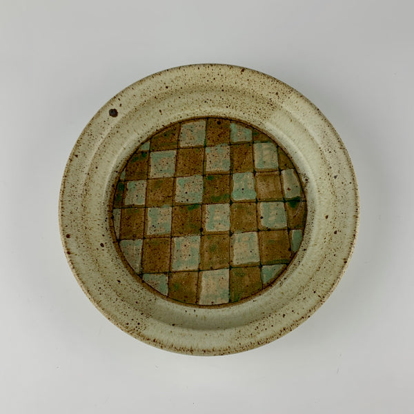 Richard Abnet pie plate