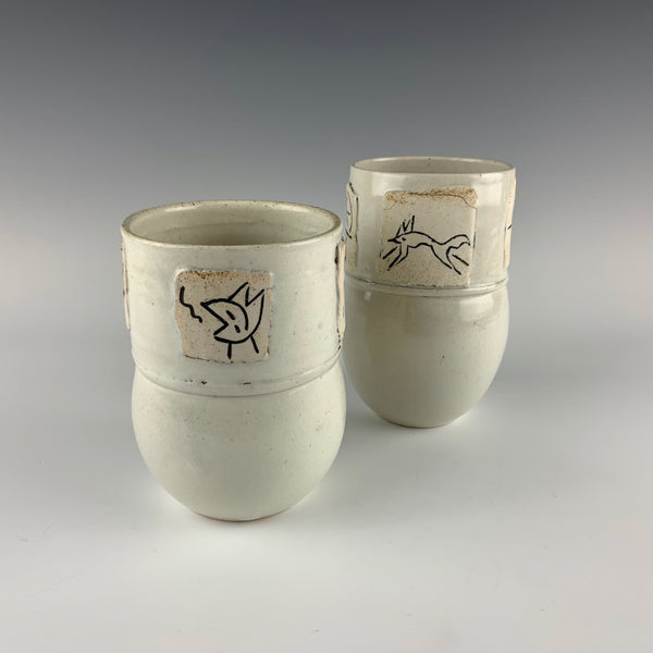 Marty Pearson tumbler, 1 of 2