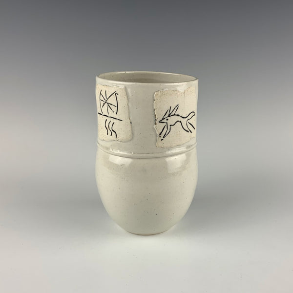 Marty Pearson tumbler, 2 of 2