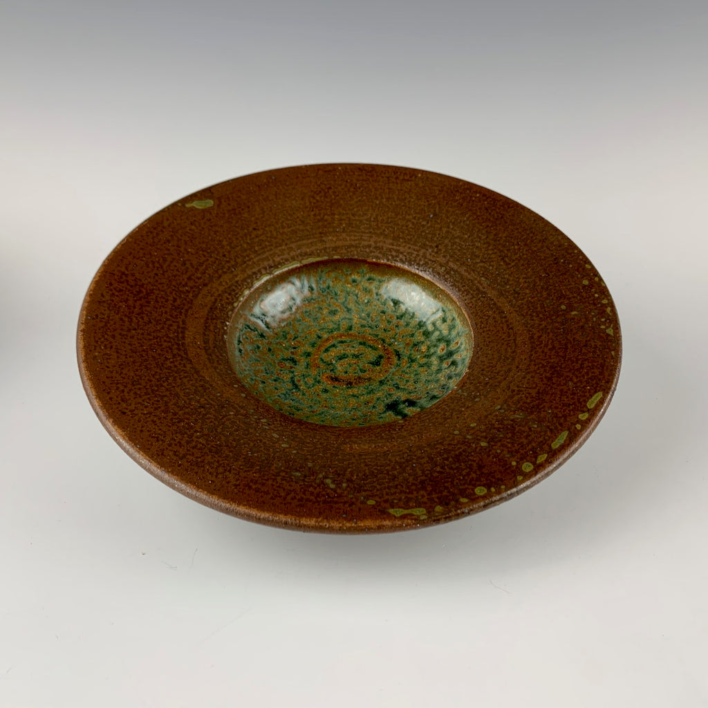 Robert Briscoe dessert bowl, 7 of 8