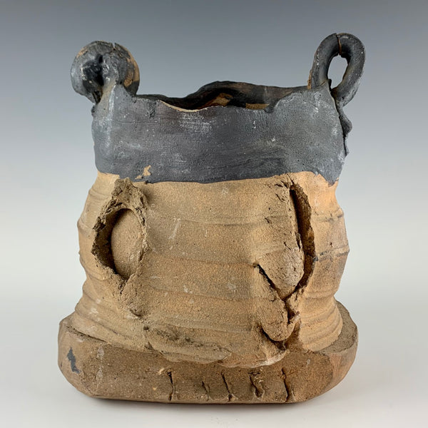 Peter Voulkos abstract expressionist ice bucket