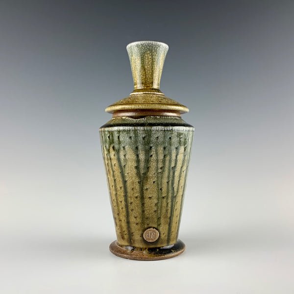 Dan Finnegan urn or covered jar