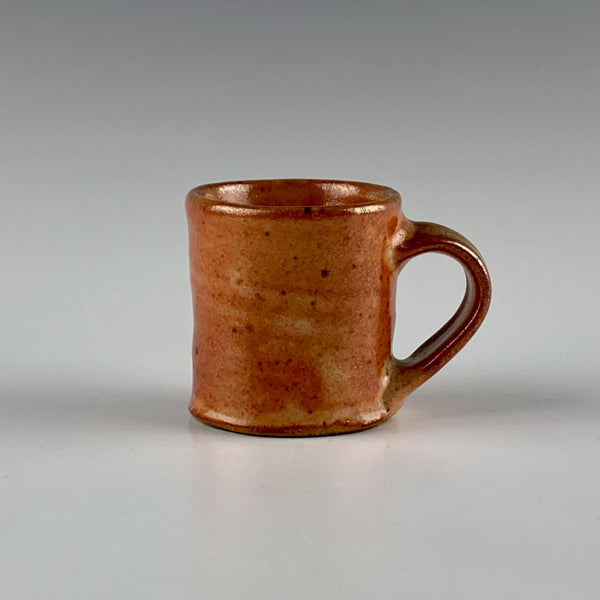 Jan McKeachie Johnston coffee mug, cappucino