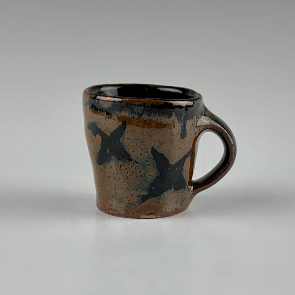Jan McKeachie Johnston coffee mug, cappuccino